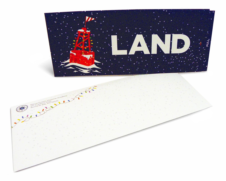 massachusetts maritime academy holiday cards studiowink